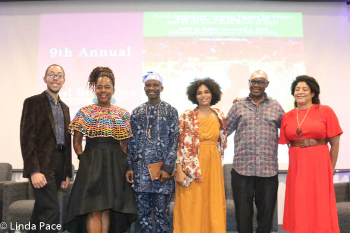 A pictorial review of the 9th Annual Art Basel Panel Discussion on Contemporary African Diaspora Art,Sunday December 9,2018